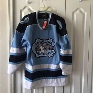 NEW UNC Tar Heels Hockey Jersey